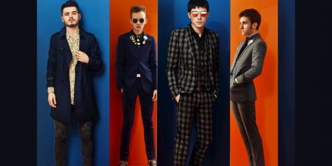 THE STRYPES. GE